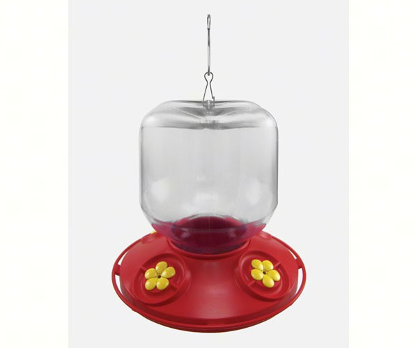 Dr. JB's complete Switchable 32 oz. with Yellow Flowers Feeder (Bulk) SE6029'