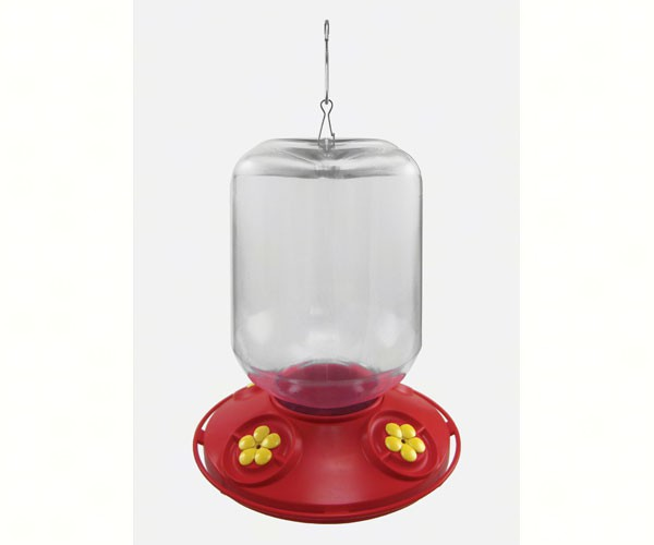 Dr. JB's complete Switchable 48 oz. with Yellow Flowers Feeder (Bulk) SE6030'