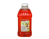 1 Quart (32 oz) Red RTU Hum. Nectar All Natural- No Dyes-SE632