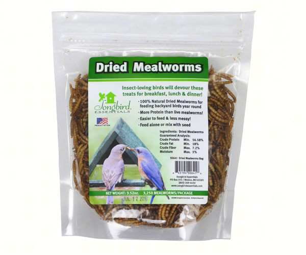 Mealworms 100gram SE641'
