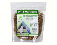 Mealworms 100gram-SE641