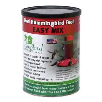 24 oz Red Hummingbird Nectar All Natural- No Dyes-SE642