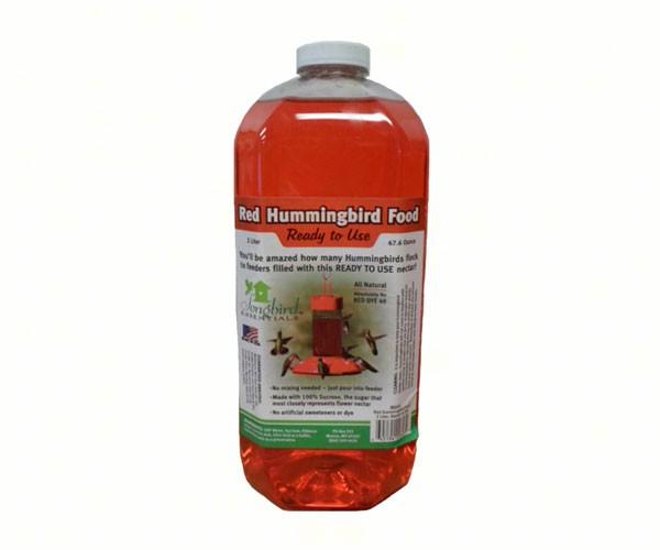 2 Quart (64 oz) Red RTU Nectar SE643