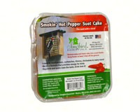 Smokin' Hot Pepper Suet Cake 11.75 oz-SE682