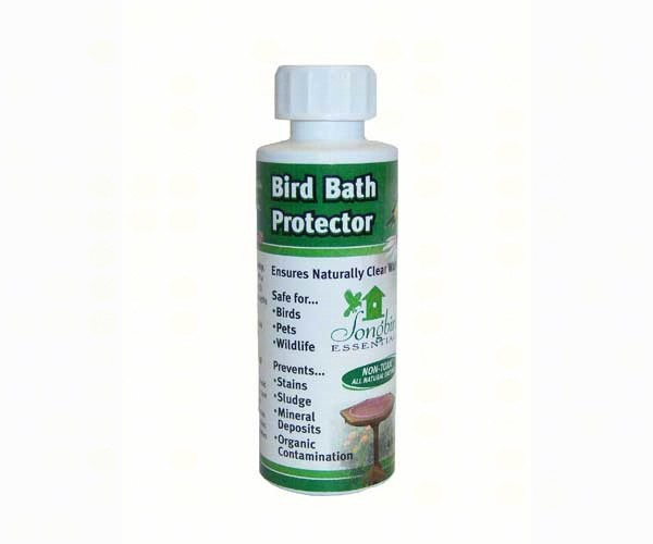 4 oz Bird Bath Protector SE7030