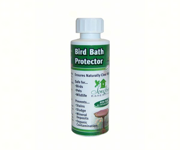 8 oz Bird Bath Protector SE7034'