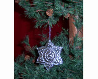 Ornament Punched Metal Flower-SE9140105