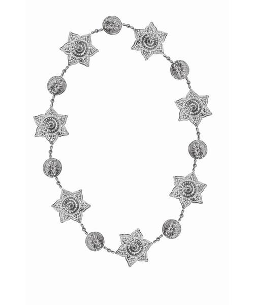 Garland Punched Metal Flower SE9140204