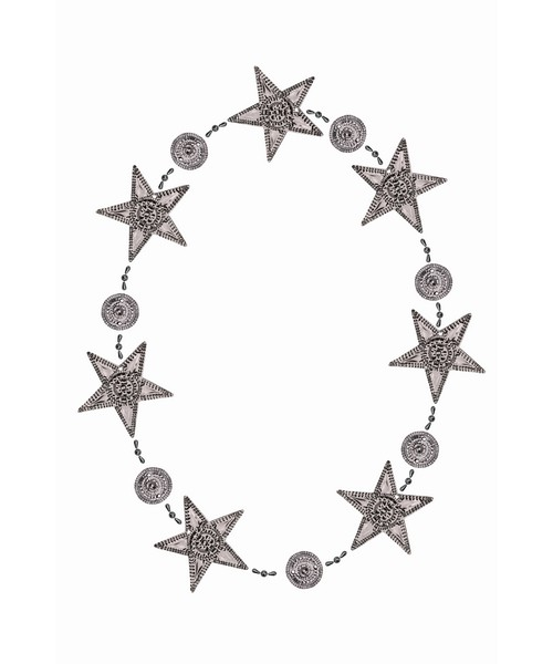Garland Punched Metal Star SE9140205