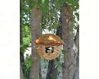 Round Hanging Grass Roosting Pocket SE936