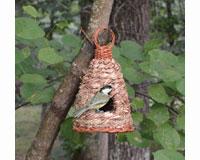 Roosting Pocket Hive Hanging Grass-SE937