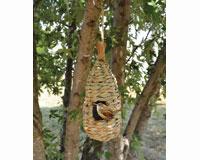 Hanging Grass Roosting Pocket Teardrop-SE938