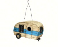 Retro Camper Bird House-SE941