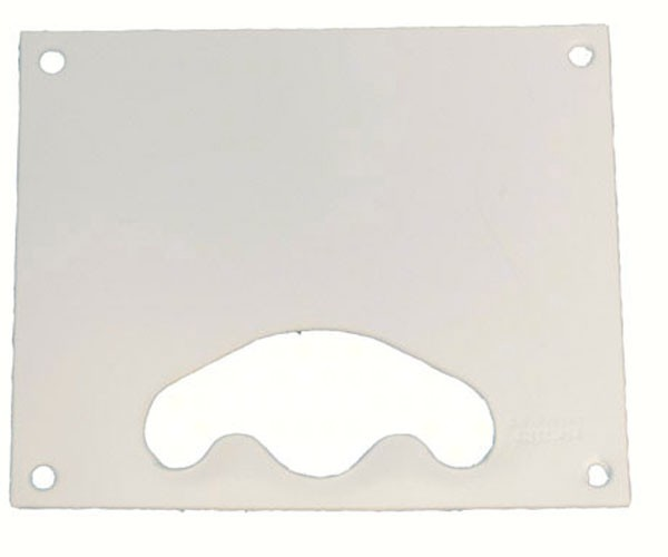 Plastic Excluder II Replacement Plate SE961