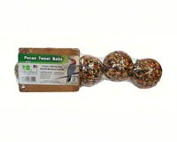 Pecan Tweet Seed Ball (5 Pack)-SE978