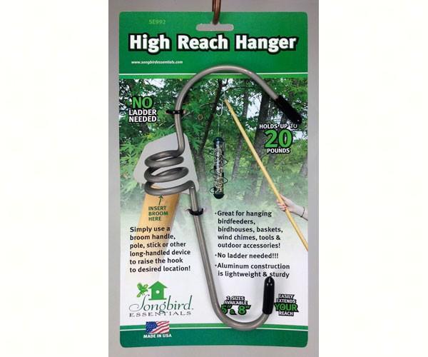 Large High Reach Hanger Hook