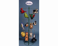 Tabletop Display for Birding Products (holds 12 styles) SE9999933