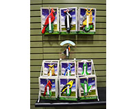 Backyard Animals Thermometer Display SEBACKYARDTHERM