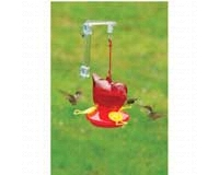 Window Red Bird Hummingbird Feeder SEBCO312W