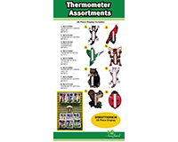 Thermometer Display Best Sellers 28 Piece-SEBESTTHERM28
