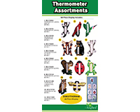 Thermometer Display Best Sellers 48 Piece-SEBESTTHERM48