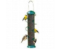 17 in. Green Spiral Sunflower Feeder (SEBQSBF3G)