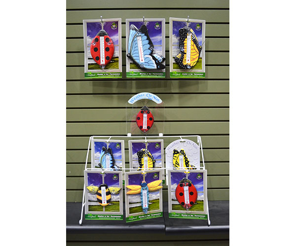 Butterfly Thermometer Display SEBUTTERFLYTHER