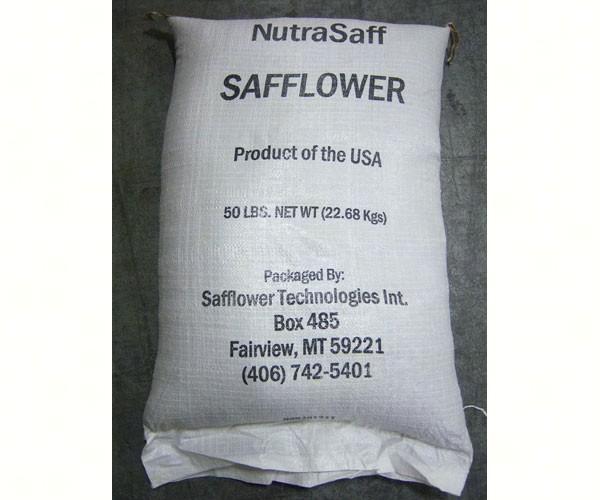 50 lb Nutra Safflower Seed +Freight SEEDNUTSAF50'