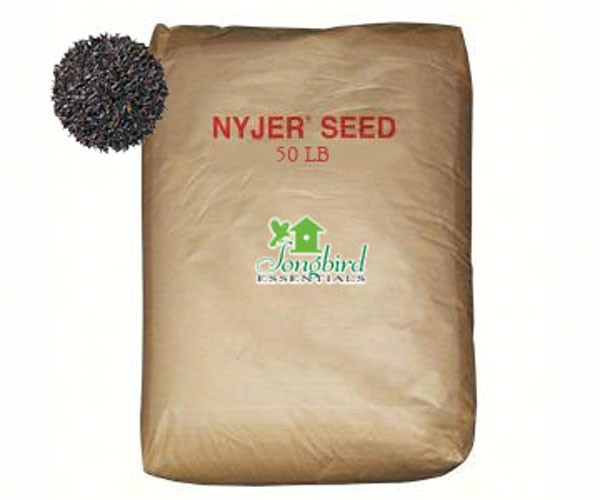 50 lb Nyjer +Freight SEEDNYJER'