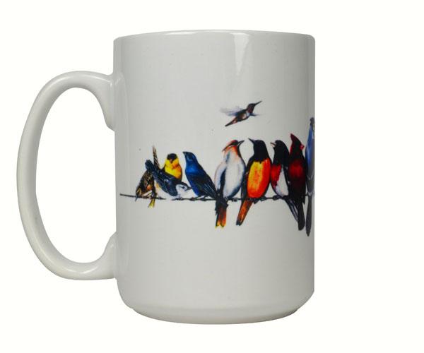 Mug 15 oz Chorus Line SEEK7032'
