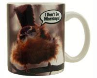 Mug 11oz I Don't Do Mornings SEEK7047