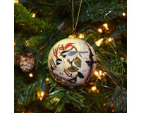 Ornament, Chickadees-SEEK9602