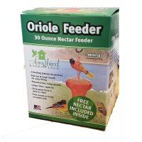 Junior 30 oz Oriole with Nectar Fliteline-SEFN230