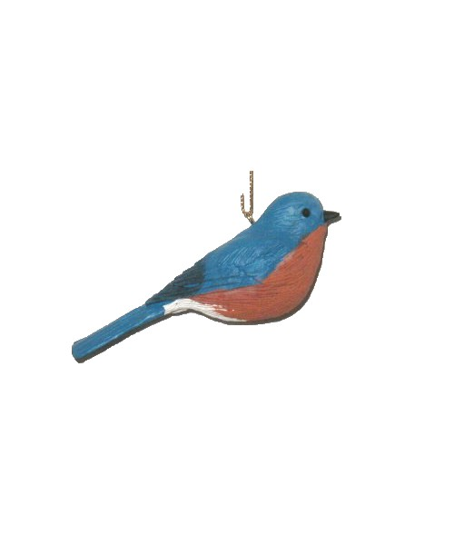 Bluebird Ornament SEFWC103