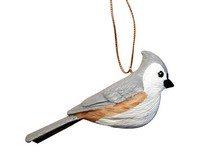 Tufted Titmouse Ornament-SEFWC104