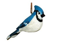 Blue Jay Ornament-SEFWC106