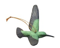 Hummingbird Ornament-SEFWC109