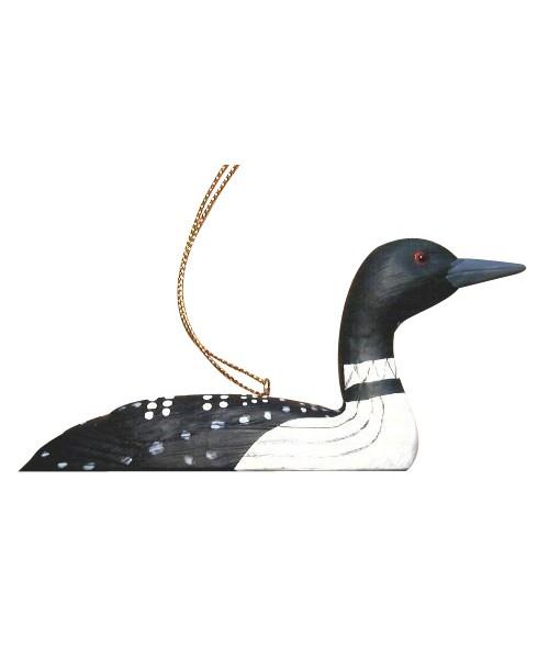 Loon Ornament