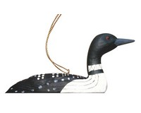 Loon Ornament-SEFWC113