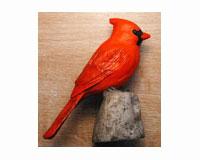 Cardinal Table Piece SEFWC117