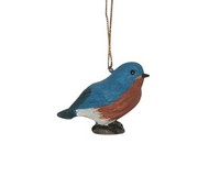 Baby Bluebird Ornament-SEFWC121