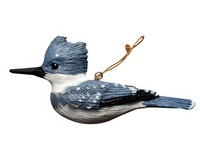 Kingfisher Ornament-SEFWC129