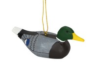 Mallard Decoy Ornament-SEFWC165