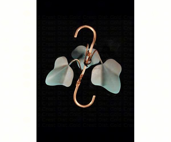 5 inch Copper Ivy Plant Hanger SEHH5DHK