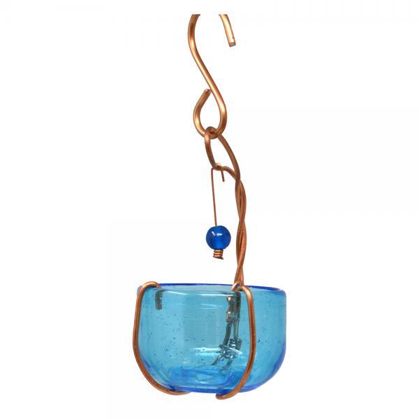 Copper Bluebird Mealworm Feeder SEHHBBMW