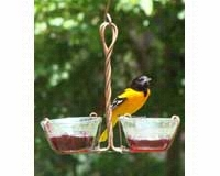 Two Cup Jelly Feeder-SEHHJELY