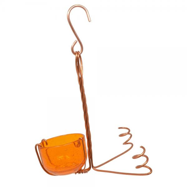 Oriole Fruit and Jelly Feeder Single Cup SEHHORFJ'