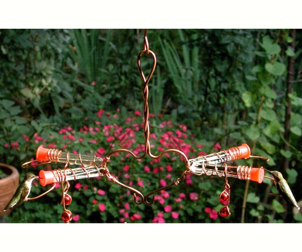 Victorian Love Birds Feeder SEHHVCT4