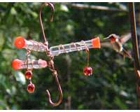 Whimsy Three Hummingbird Feeder SEHHWHM3