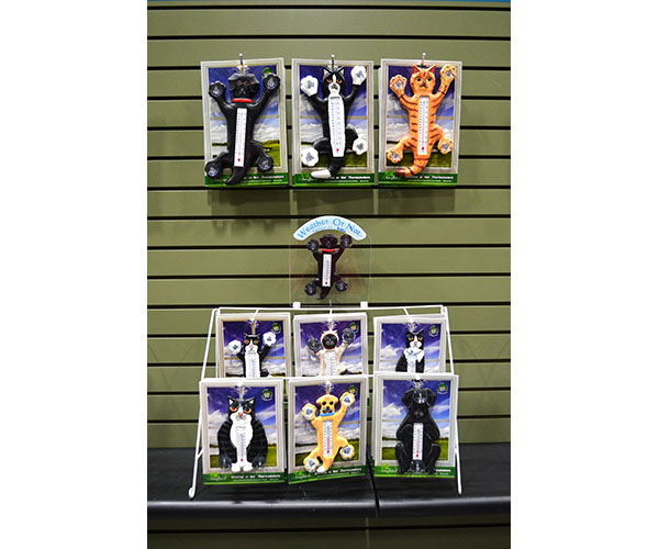 Pet Theme Thermometer Display SEPETTHERMO